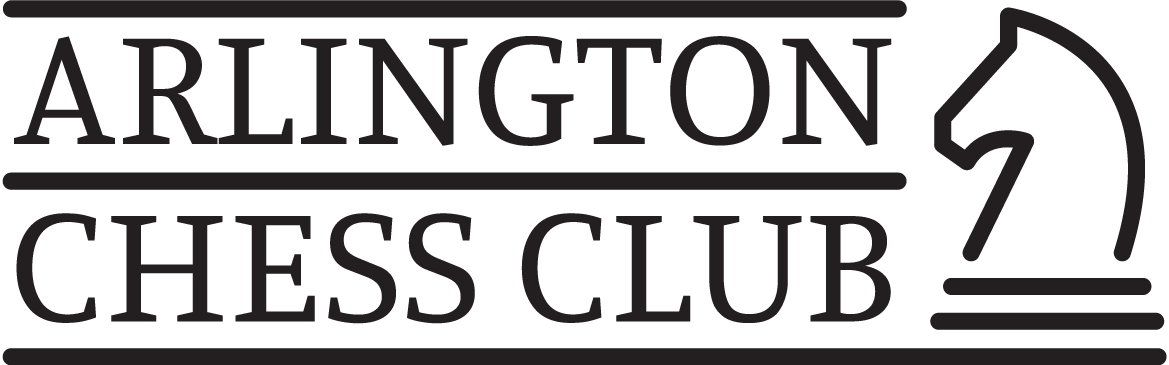 Logo for Arlington Chess Club